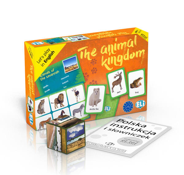 angielska gra The Animal Kingdom