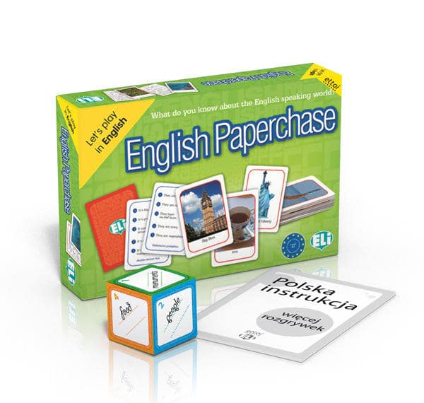 angielska gra English Paperchase