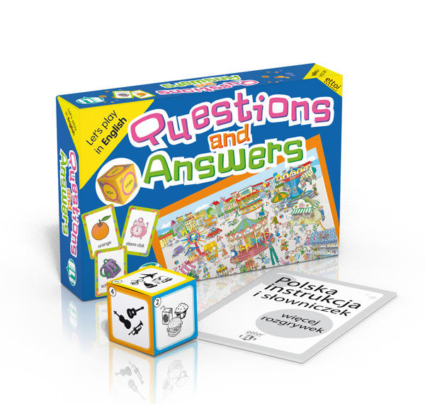 angielska gra Questions and Answers